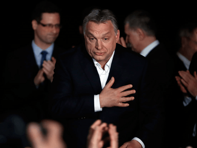 Orban Responds to Electoral Victory: 'We've Created the Opportunity to Protect Hungary'