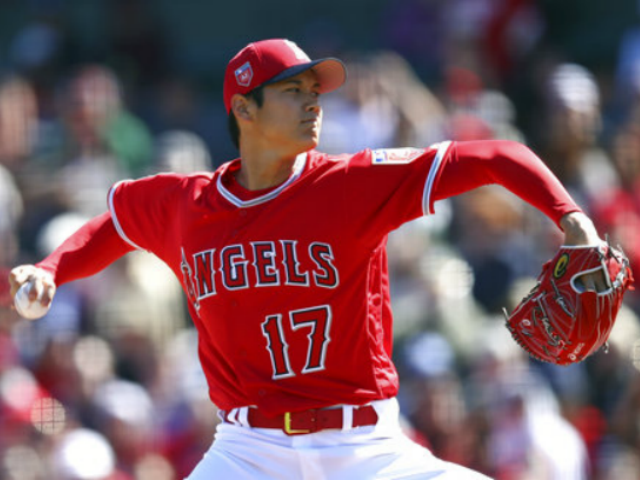 Phenom Ohtani Dazzles with His Bat and Arm for Angels