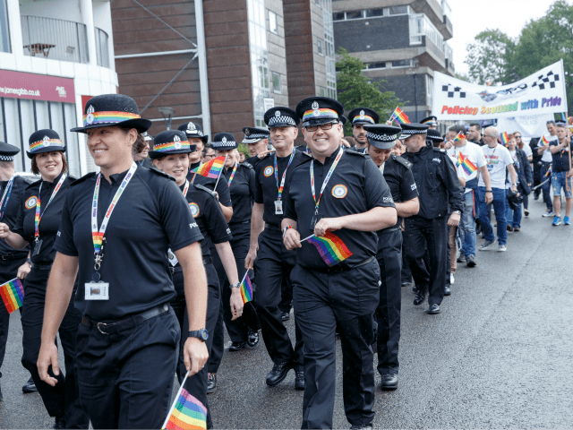 UK Police Will Be Trained to 'Highest Standard' of Understanding LGBT Issues