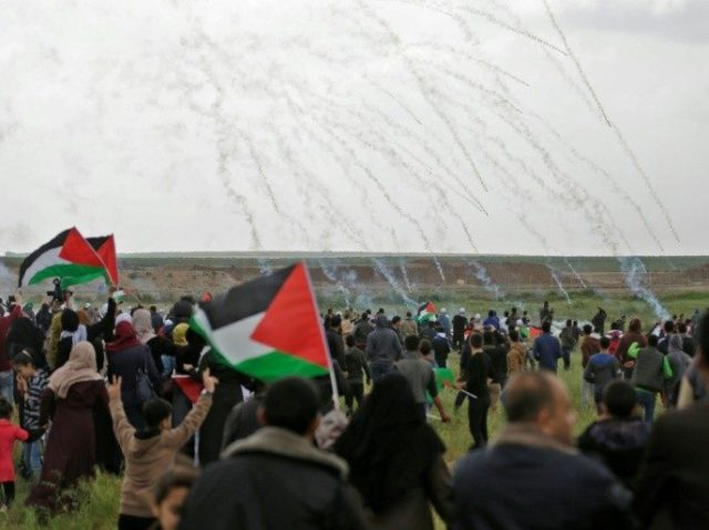 World View: Gaza Palestinian 'Land Day' Demonstrations Lead to Violence with Israel's Army