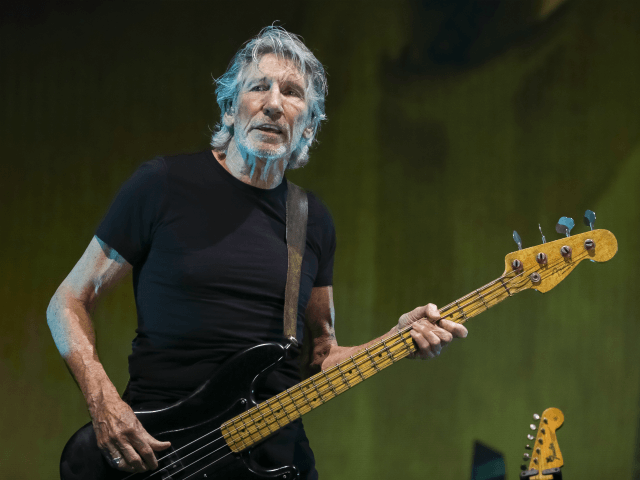 Watch: Echoing Assad, Roger Waters Claims White Helmets are 'Fake Organization' Helping Terrorists