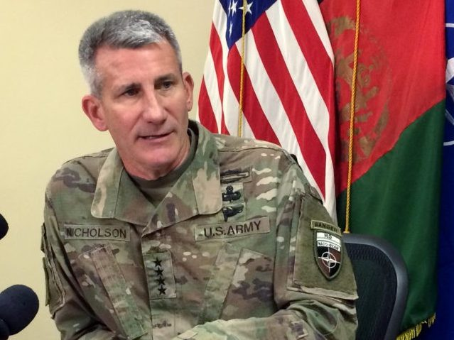Top U.S. General: Political Recognition, Truce Offer to Taliban 'Best Opportunity to End this War'