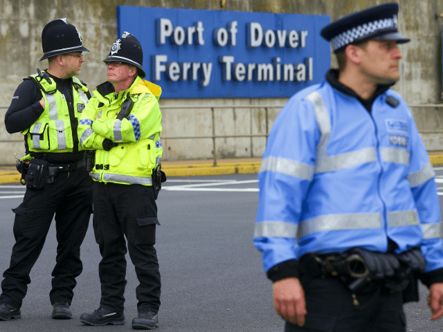 Migrants Smuggled into Britain Past 'Sleepy' Border Officers Who 'Don't Care'