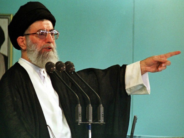 Iran's Supreme Leader Khamenei Urges Muslims to Stand Up Against 'U.S. Bullying'