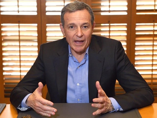 Bob Iger's Grand Plan: Challenge Trump, 'Shame' Politicians to Govern from the 'Middle'