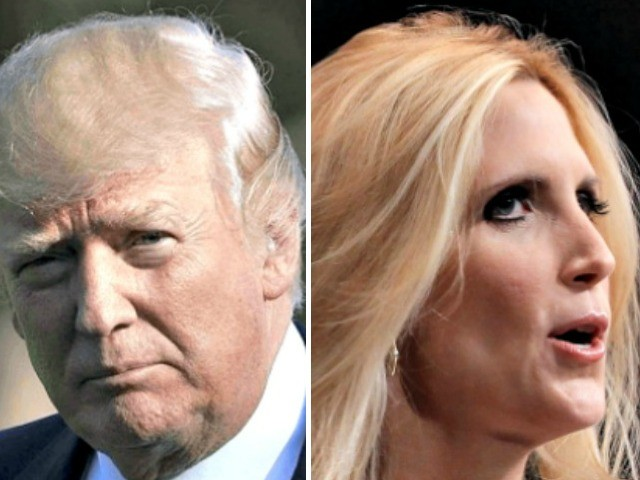 Ann Coulter to Trump: You Built 'Golf Course in Scotland, Skating Rink in Central Park,' Now Build Border Wall