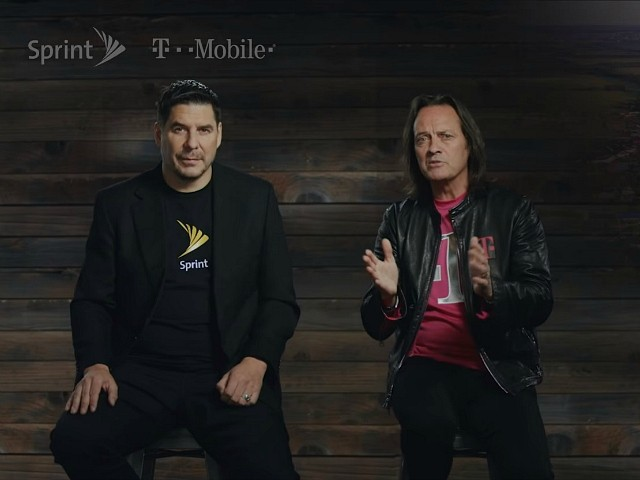Giants T-Mobile and Sprint Merging with Big 5G Promises