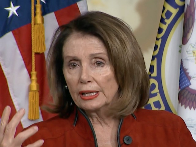 Pelosi Evokes MLK to Condemn GOP Tax Bill — 'God Never Intended for One Group of People to Live in Superfluous Inordinate Wealth'