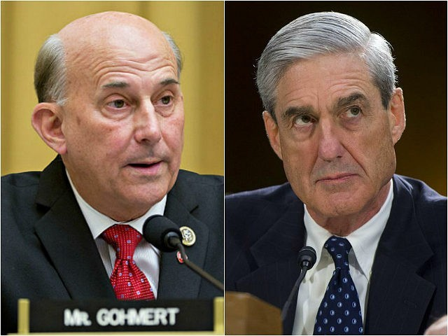 Louie Gohmert Rips into Bob Mueller in 48-Page Report