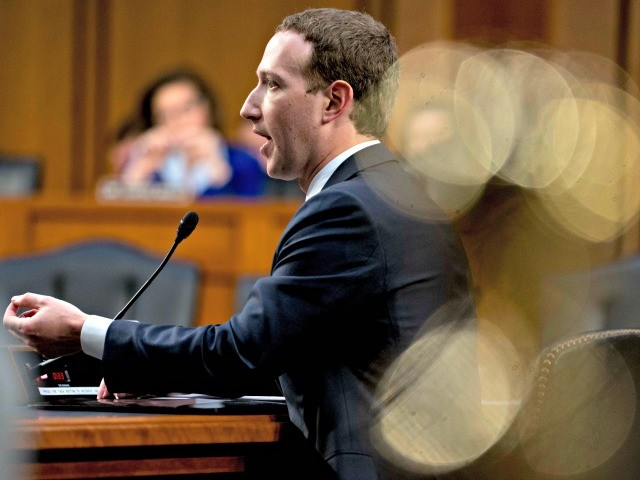 Mark Zuckerberg Says Facebook Will 'Not Proactively' Work with ICE to Arrest, Deport Criminal Illegal Aliens