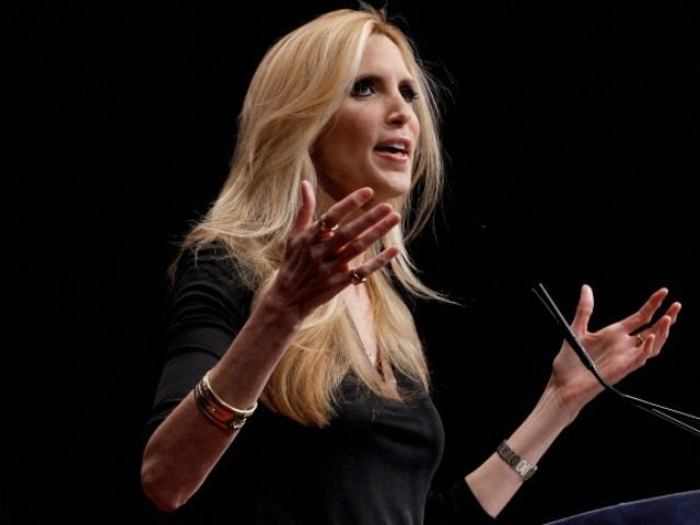 Ann Coulter: 'Former Trumpers Should Put the Fear of God' in Trump as Border Wall Remains Unbuilt