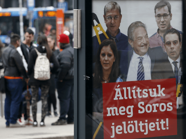 Soros's Open Society Foundations Announces Exit from Hungary