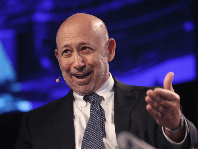 Goldman Sachs Boss Admits He Got it Wrong on Brexit… 'UK Should Remain Europe's Financial Centre'