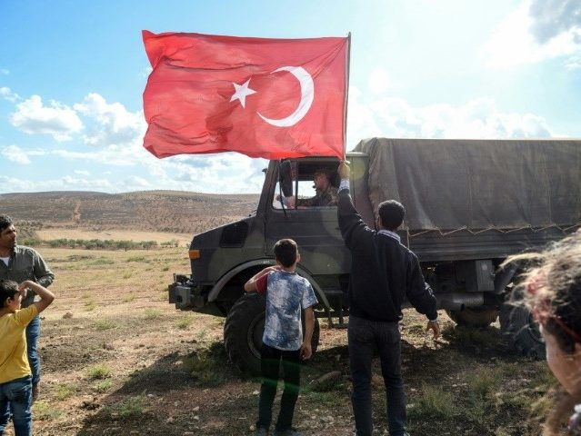 Report: Turkey Offers Death Benefits to Free Syrian Army to Boost Morale Against Kurds