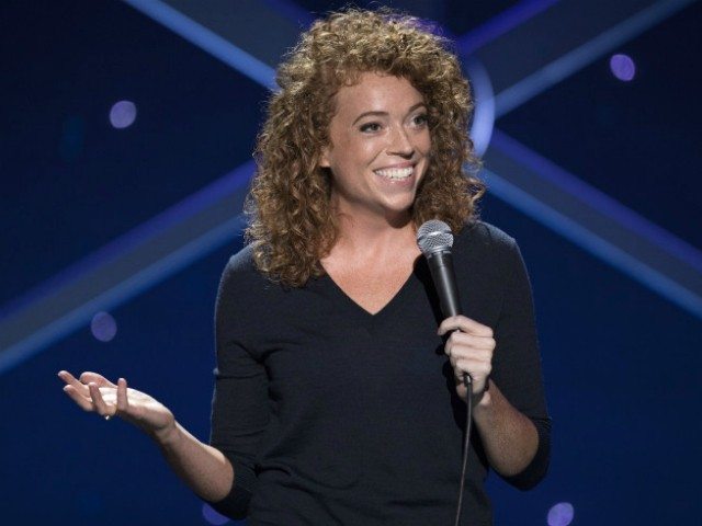 WHCD Comedian Michelle Wolf: Trump a 'Pussy;' Wants to See Jake Tapper Orgasm, Porn and Abortion Jokes Fly