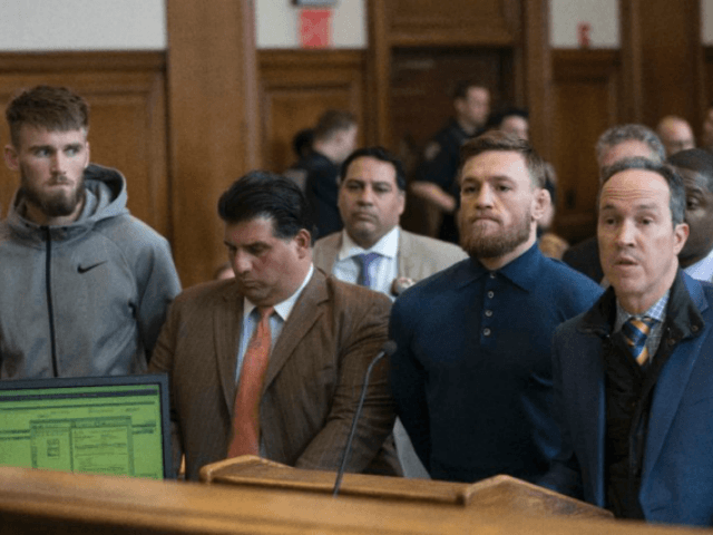 Conor McGregor Released on $50K Bail After New York Assault