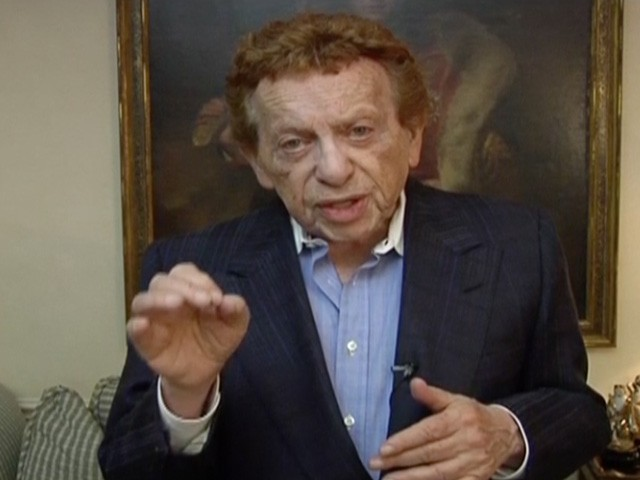 EXCLUSIVE – Jackie Mason: Donald Trump Responsible for 'Roseanne' Show's Huge Ratings