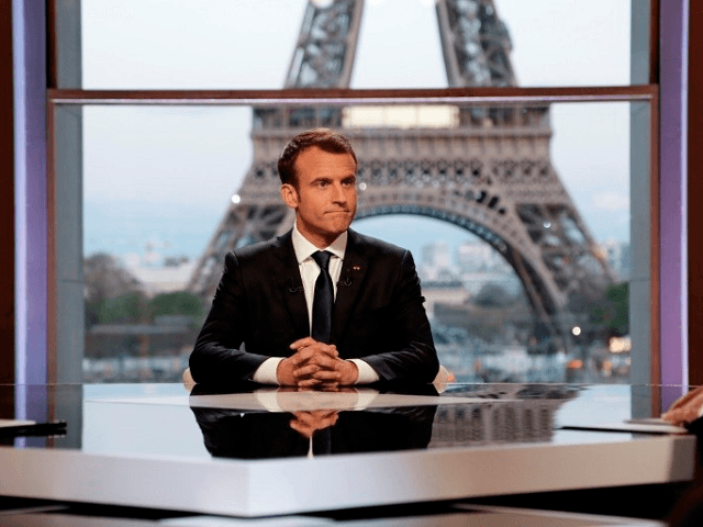 Macron Boasts of Having Convinced Trump of Staying Engaged in Syria 'For The Long Term'