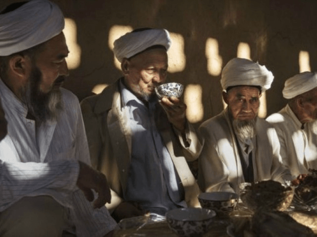 Analyst: China Forcing Muslims to Eat Pork at 'Mind Transformation Centers'