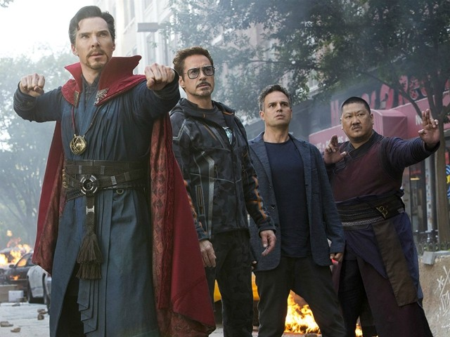 Avengers: 'Infinity War' Topples 'Star Wars' with Record $250M Opening