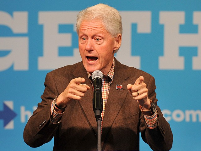 Bill Clinton Admits to Interfering in Israeli Election