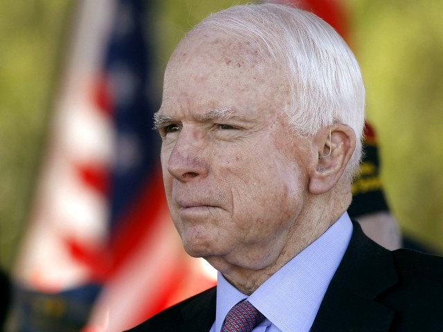HBO Receives Special Access as John McCain Documentary Production Begins