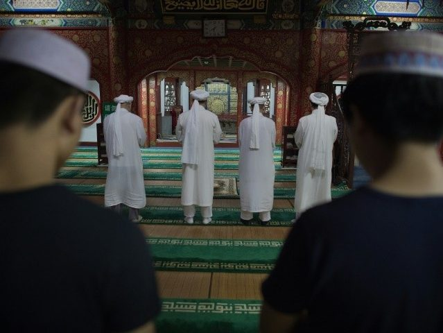 Trump Administration Mulls Sanctions on China over Persecution of Muslims