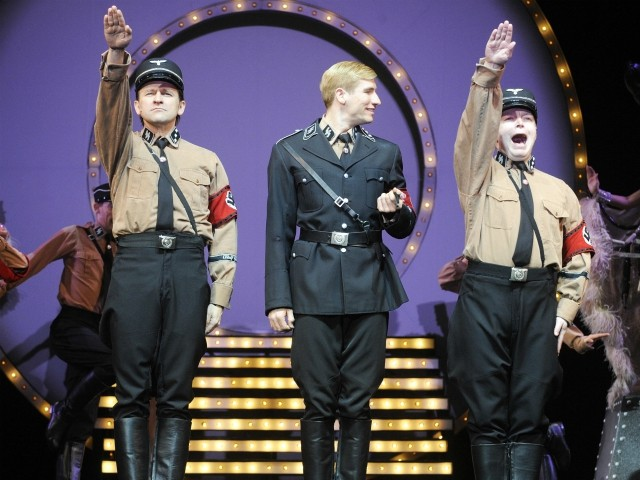 German Theater Gives Free Admission to Swastika-Wearing Guests for a Hitler Play