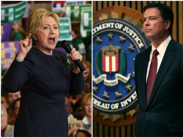 Prejudice: James Comey Admits FBI Didn't Believe Hillary Could Be Prosecuted When it Launched Email Probe