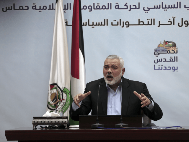 Hamas Chief: Riots Mark Start of Our Return to 'All Of Palestine'