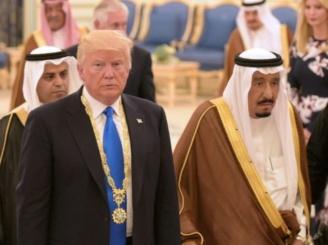 Trump to Saudi Arabia: 'Maybe You're Going to Have to Pay' for U.S. Military Presence in Syria