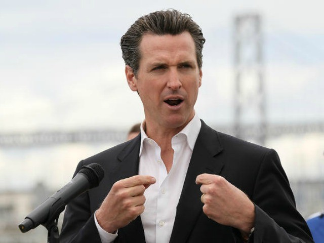 Gavin Newsom Dominates Money Race for California Governor