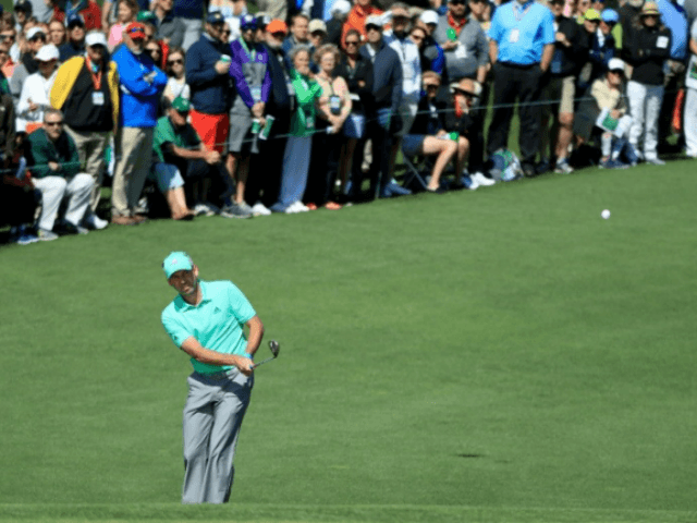 'Tin Cup' Garcia Matches Masters Infamy with 13 on 15th Hole