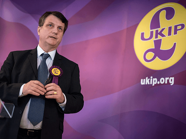 Gerard Batten Confirmed as Permanent UKIP Leader