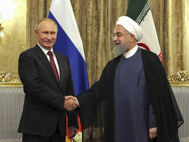 Russia Joins Ally Tehran in Demanding No Changes to Iran Nuclear Deal