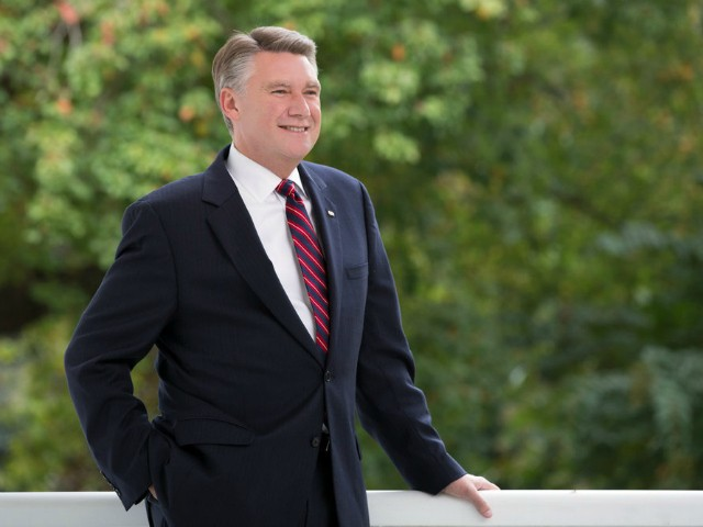 Pro-Trump Dr. Mark Harris, GOP Primary Winner in NC: Opponent's Support of Omnibus Spending Bill 'A Real Turning Point'