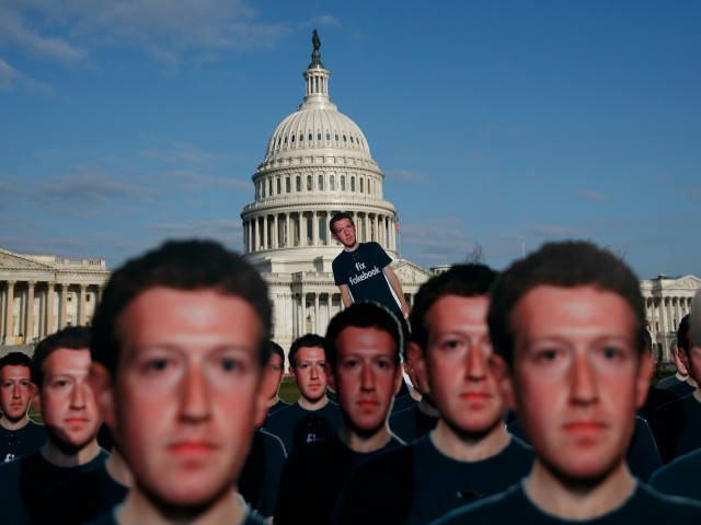 Facebook Hires Another Democrat Lobbyist, Spent $3.8 Million on Lobbying in First Quarter 2018