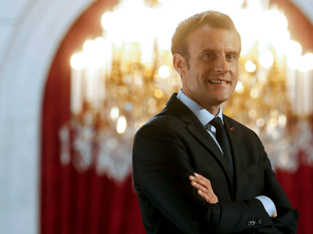 Macron: Migrant Violence, Terror Is Europe's Fault, 'Not Linked' to Mass Immigration