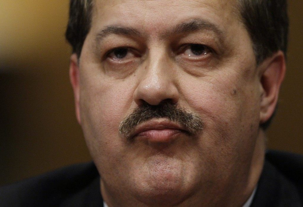 Chaos in West Virginia: Convict Blankenship Surges on Eve of GOP Primary with Anti-McConnell Message