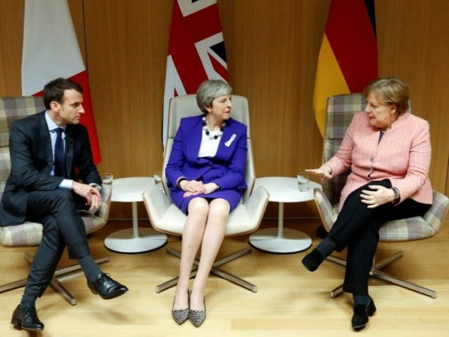 England, Germany, France Express 'Regret and Concern' over Iran Nuclear Deal Withdrawal