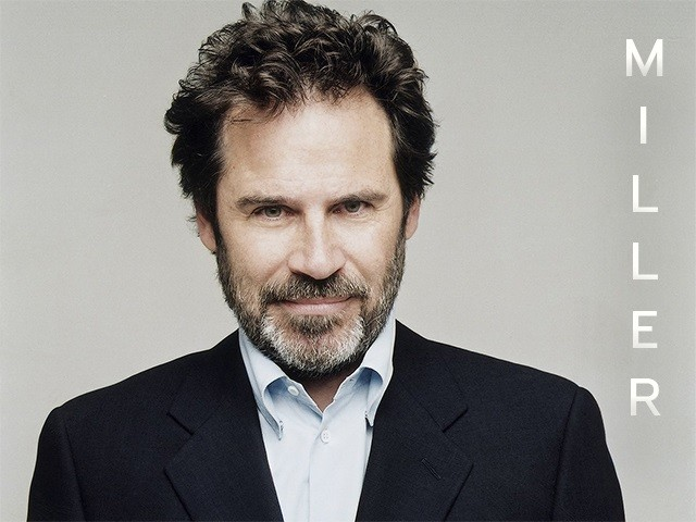 Exclusive — Dennis Miller Says Trump 'Rope-a-Dope' Working: 'If You're Going to Be the Cool Kids, You Cannot Be Hysterical Every Day'