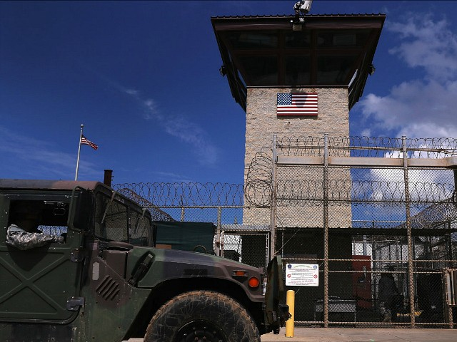 Gitmo Concludes First Prisoner Transfer Since Trump Vowed to 'Load It Up with Some Bad Dudes'