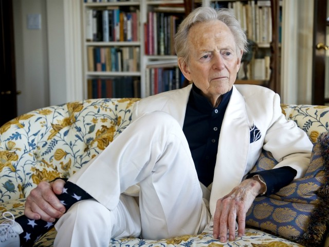 Iconic American Author Tom Wolfe Dead at 87