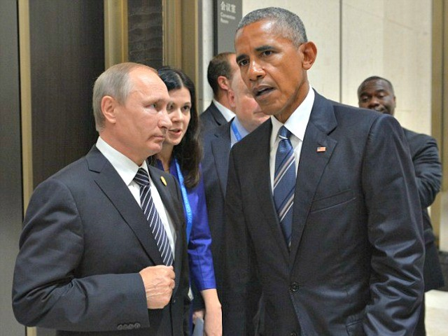 GOP Probe: 'Significant Failings' with Obama Intel Agencies' Claim Putin Favored Trump over Hillary