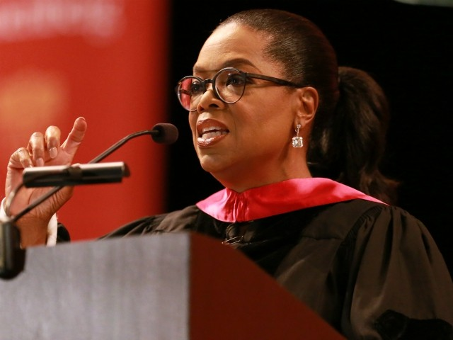 Oprah Urges USC Grads to Fight Fake News in Political Speech: 'If They Go Low, We Go To the Polls'