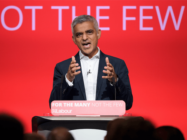 London's Khan Moves to Ban 'Junk Food' Adverts