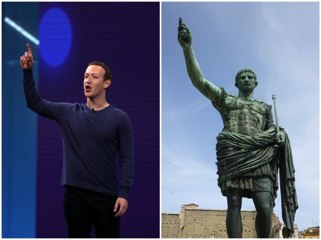 Virgil: Hail, Zuckerberg! Facebook Wins the Battle of Capitol Hill, But What Will He Conquer Next?