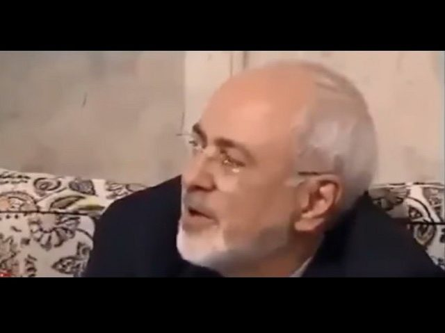 Video Appears to Show Iran's Foreign Minister Chanting 'Death to America'