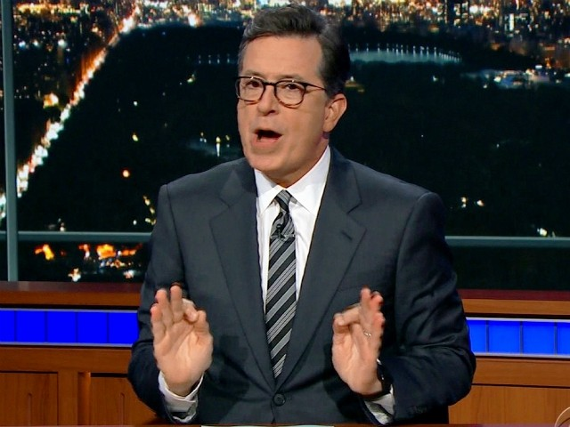 Colbert, Kimmel Lead Late-Night Meltdown over Iran Deal