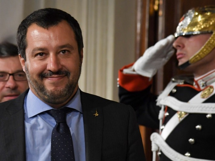 Amid Italy Coalition Talks, Populist Leader Blasts EU for 'Unacceptable' Immigration Interference